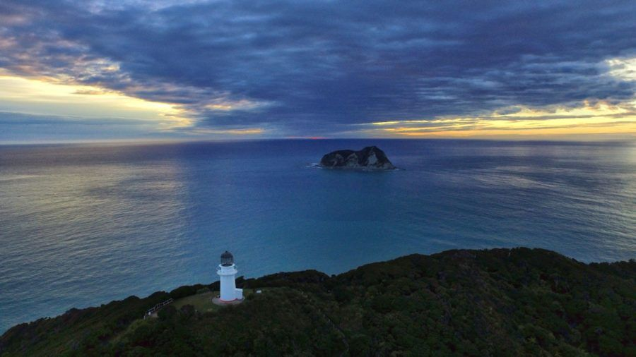 East Cape - Guide for Backpackers