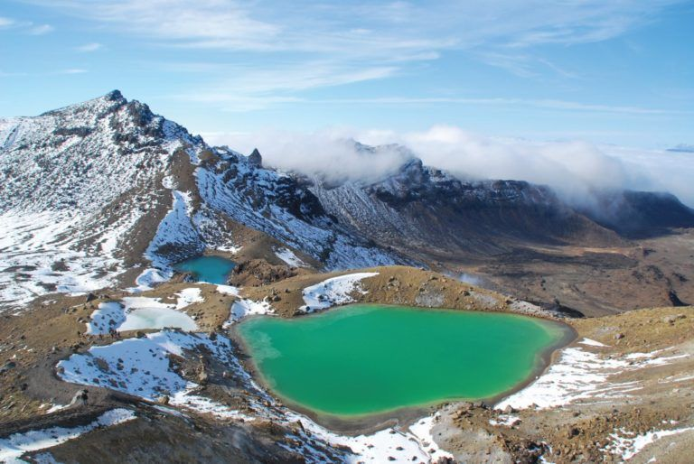 Tongariro National Park - Guide for Backpackers