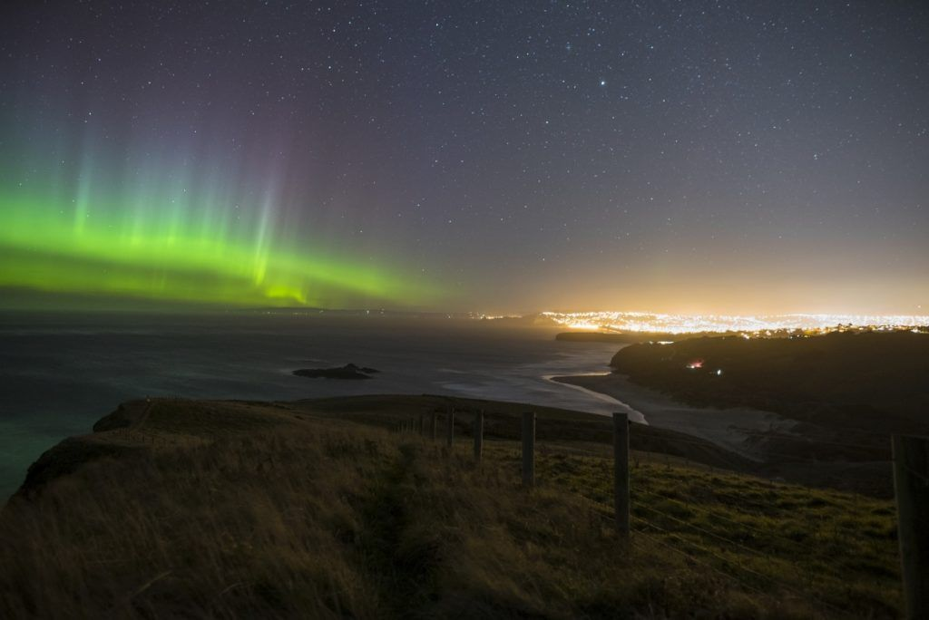 5 Places to See The Southern Lights in New Zealand