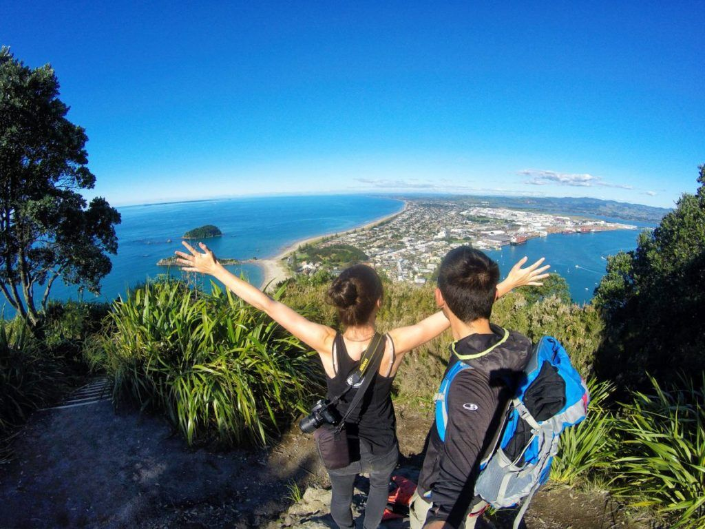 Bay of Plenty - Guide for Backpackers