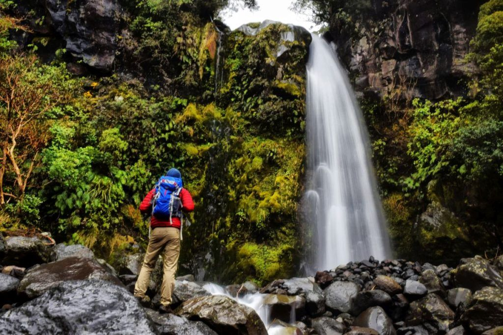 Egmont National Park - Guide for Backpackers