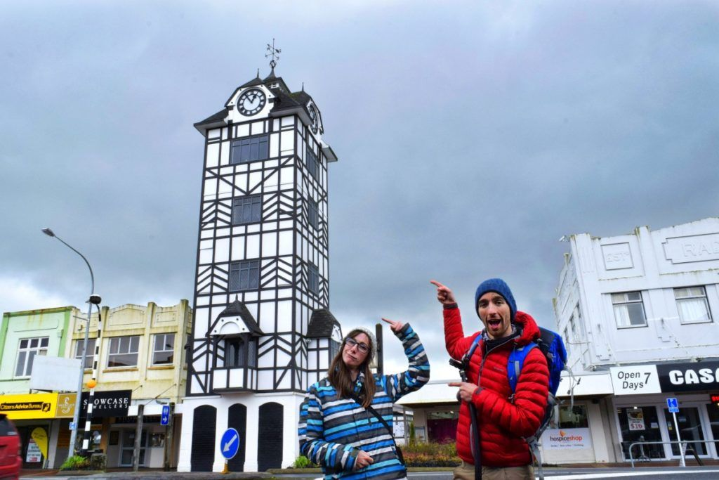 Taranaki - Guide for Backpackers