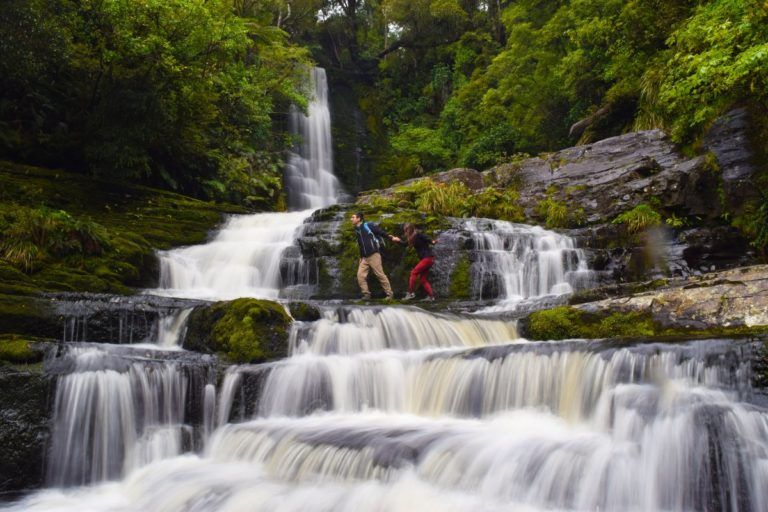 12 Most Wonderful Waterfalls in New Zealand