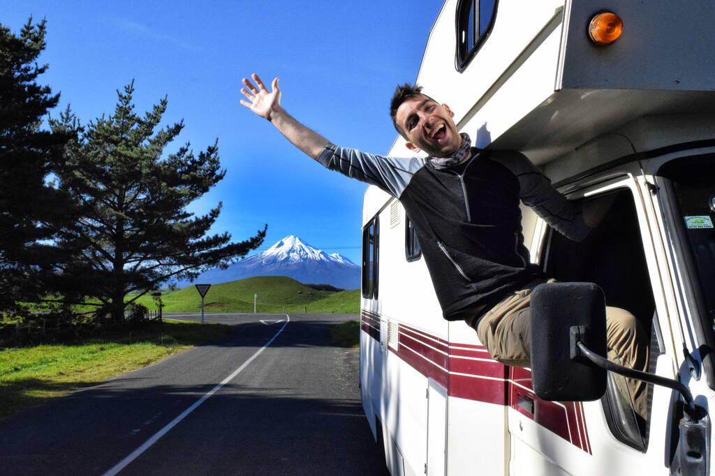 Taranaki - Guide for Backpackers