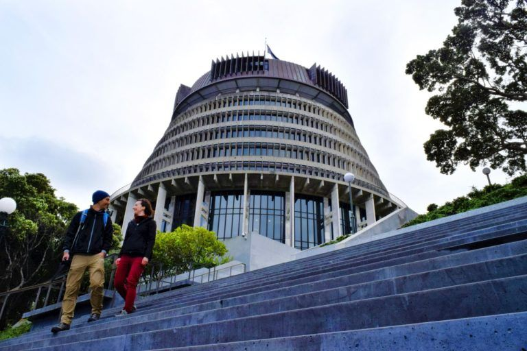 Wellington City - Guide for Backpackers