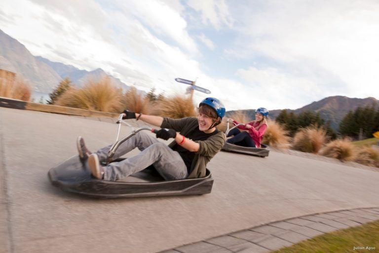9 Newest & Weirdest Extreme Activities in New Zealand
