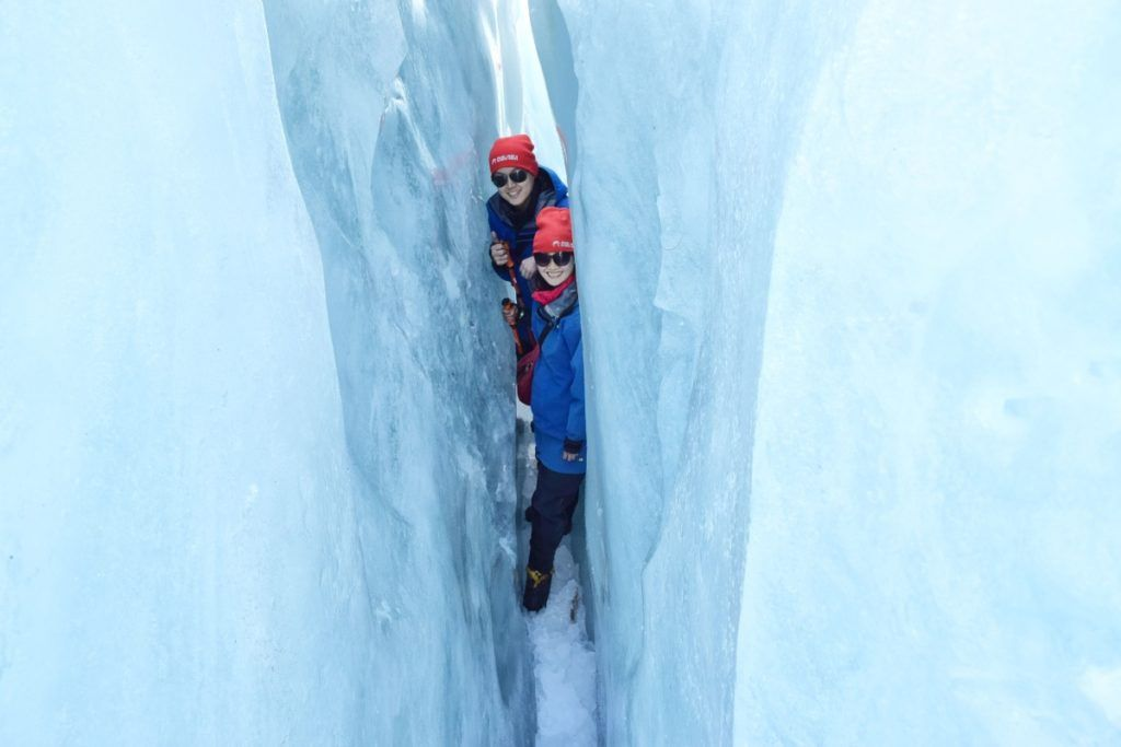 Glacier Country - Guide for Backpackers