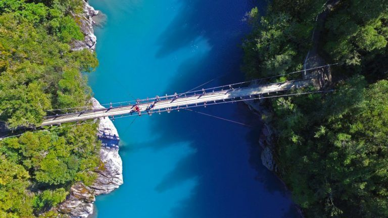 10 Picture Perfect Bridges in New Zealand