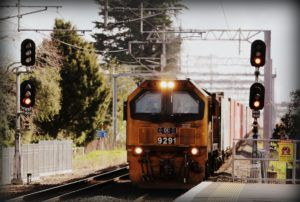 Train Network in New Zealand