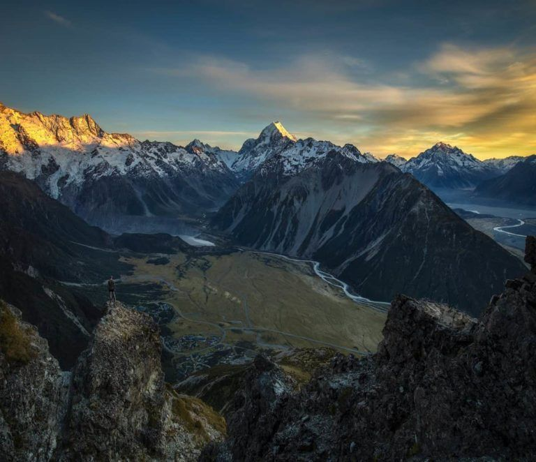 Aoraki Mt Cook National Park - Guide for Backpackers