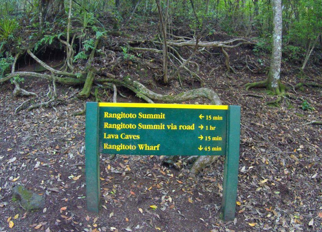 The Guide to Rangitoto Island and Motutapu Island