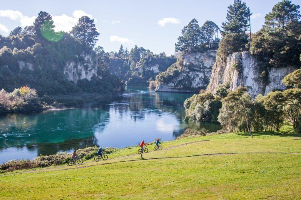 10 Awesome Bike Trails Around Lake Taupo