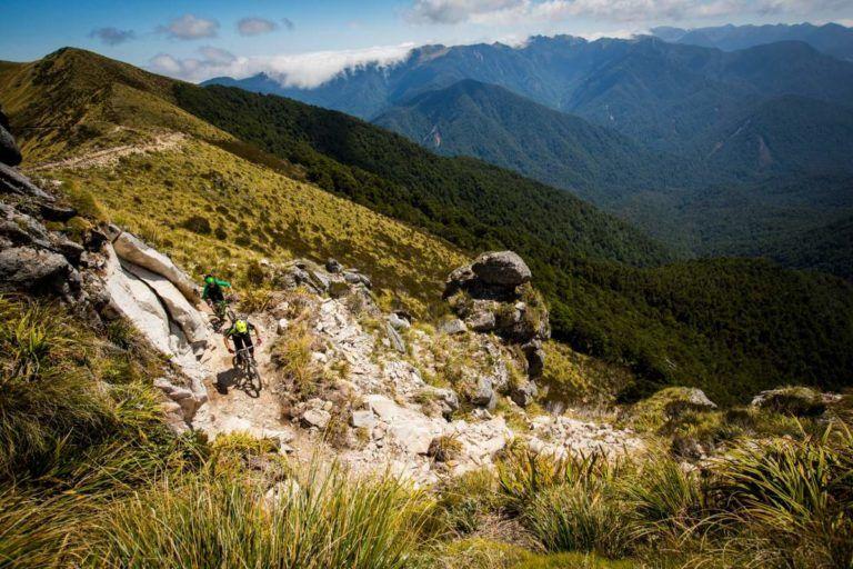 10 Great Bike Trails on the South Island