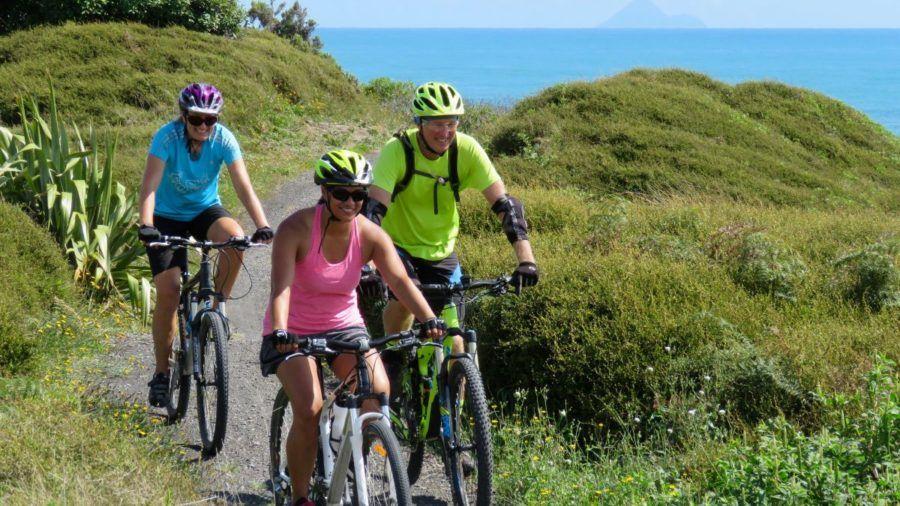 10 Great Bike Trails on the North Island