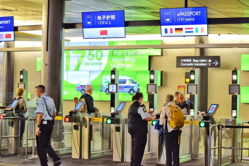 Arrival Advice: Passport Control & Immigration
