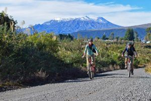 Mountain Biking in Ruapehu