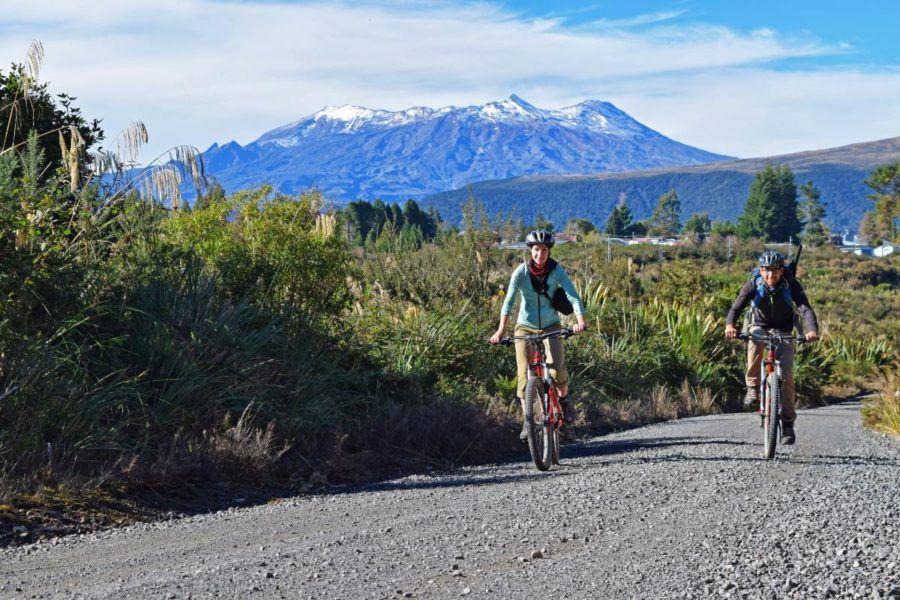 Mountain Biking in Ruapehu