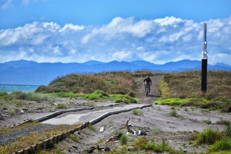 The 3 Motu Trails: Bike Trails in Eastland & Bay of Plenty