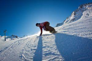 The 24 Ski Fields in New Zealand