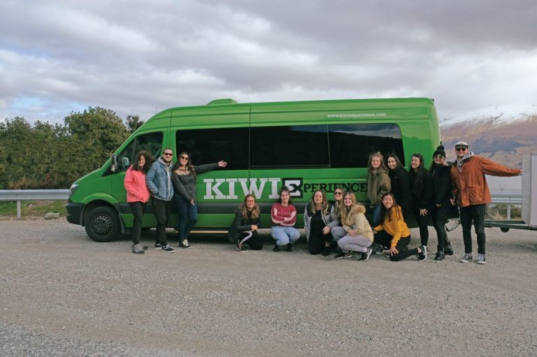How Does the Hop-on Hop-off Bus Network in New Zealand Work?