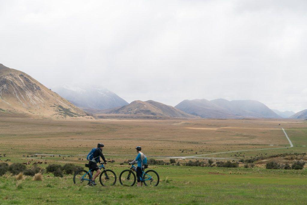 Mountain Biking in Southland