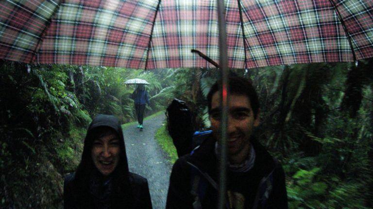 Surprise Coromandel Adventure (and Shower)