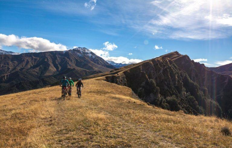 The Best Mountain Biking Regions in New Zealand