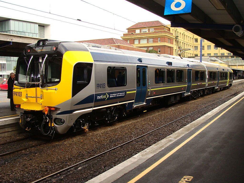 Public Transport in Wellington