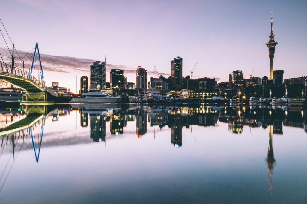 The 10 Biggest Cities in New Zealand