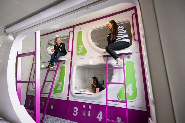 What are Pod Hostels (and Why You Have to Try Them in New Zealand)?