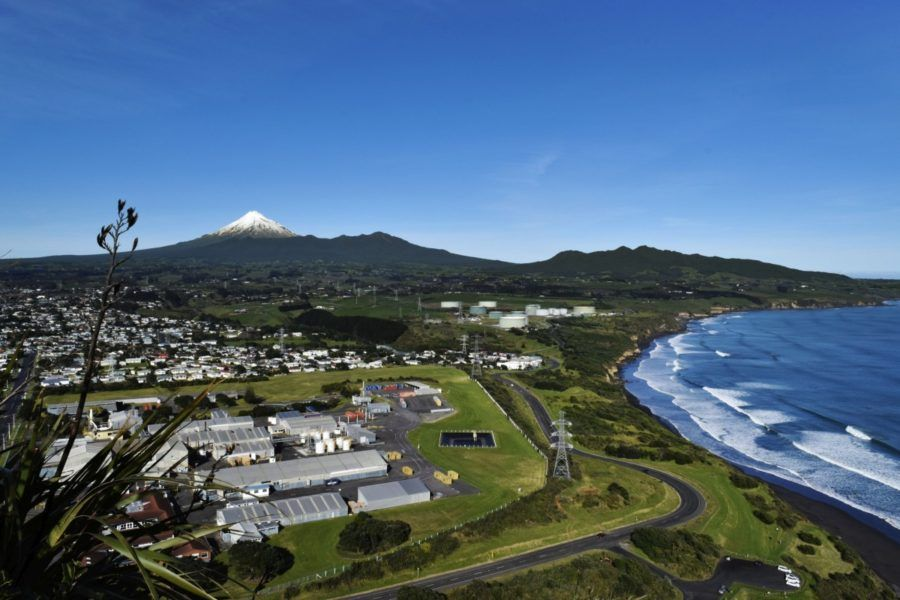 New Plymouth - Guide for Backpackers