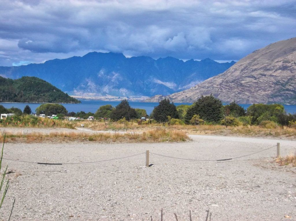 Where to Camp in Queenstown