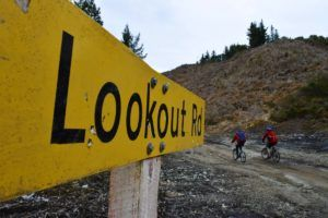 Mountain Biking in Reefton