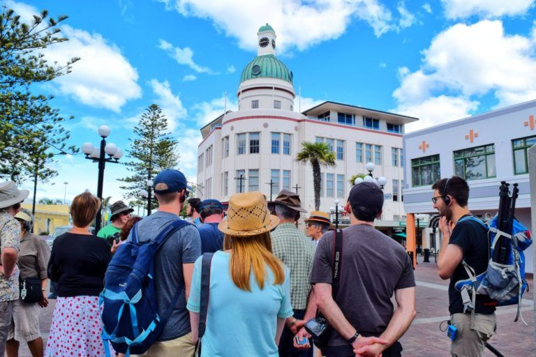 Napier - Guide for Backpackers