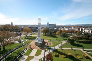 Palmerston North - Guide for Backpackers