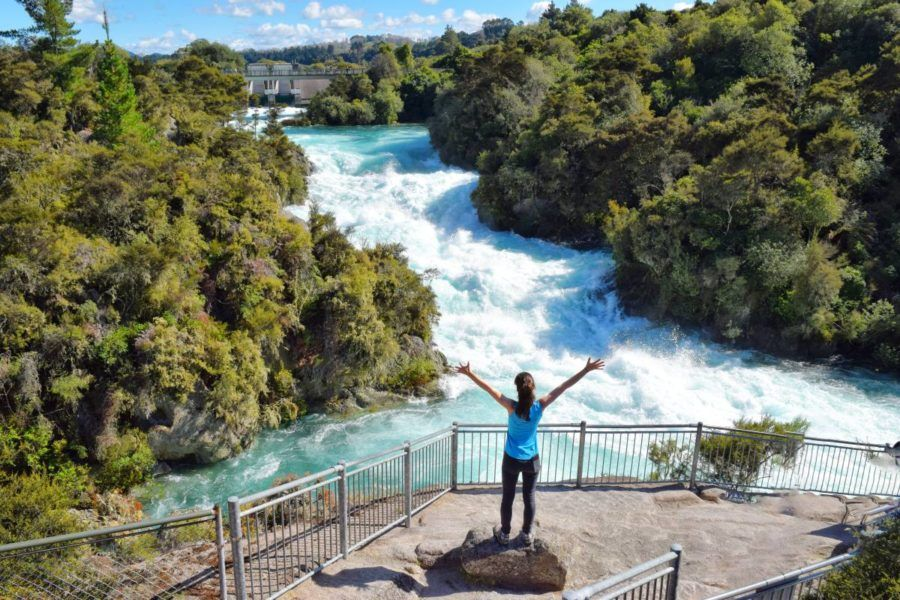 Taupo - Guide for Backpackers