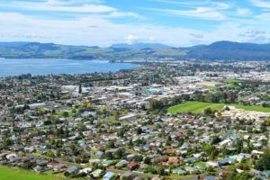 Where to Camp in Rotorua