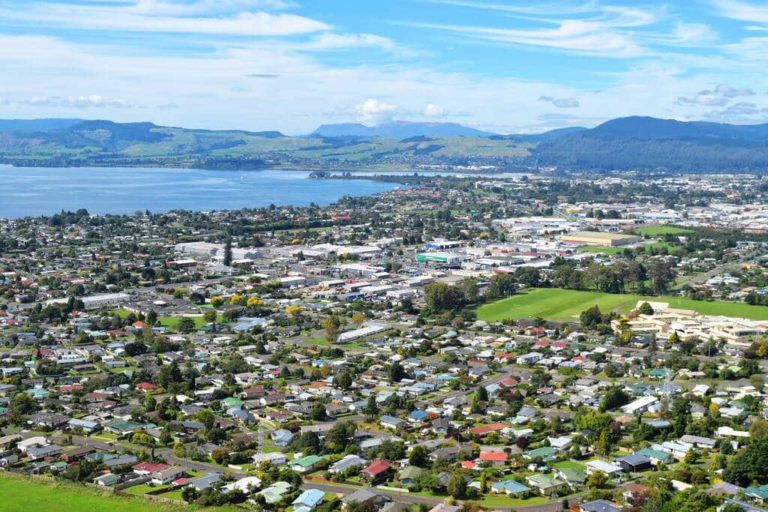 Where to Camp in Rotorua