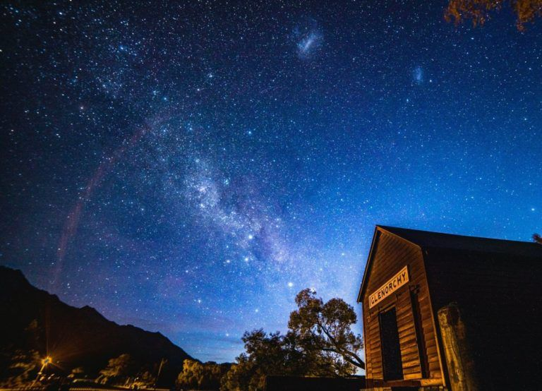 What is a Dark Sky Reserve?