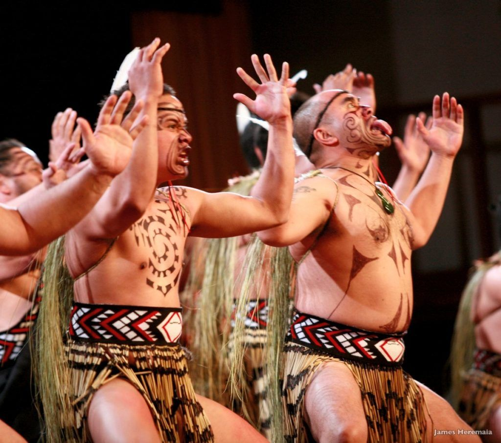 5 Fun Facts About the Maori Haka
