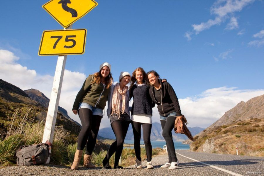 Solo Travel in New Zealand: How to Make it a Non-Solo Experience