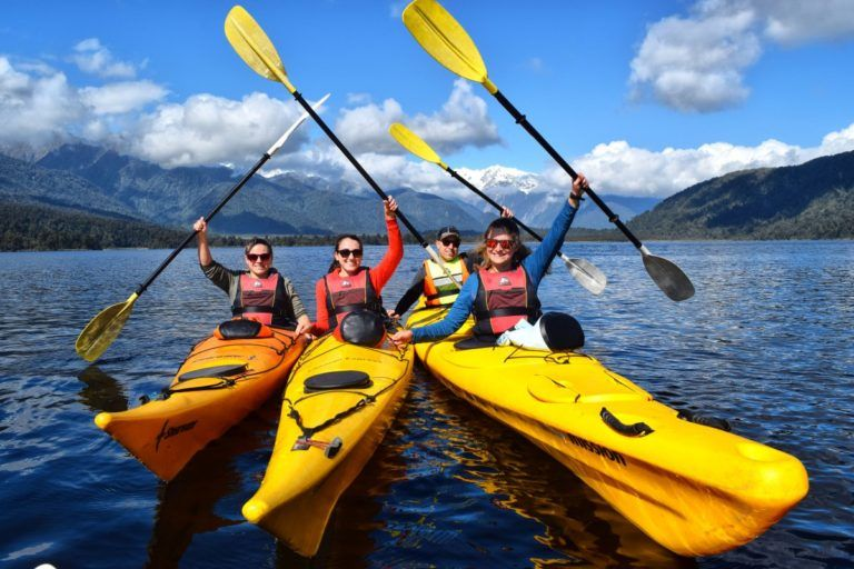 10 Best Kayak Tours in New Zealand