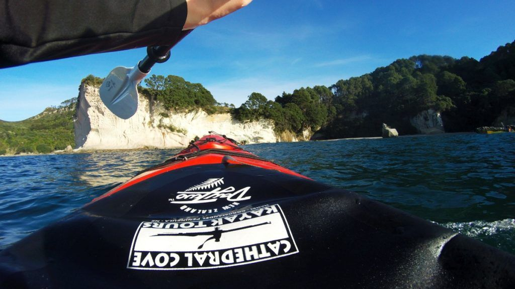 10 Stunning Spots for Sea Kayaking in New Zealand
