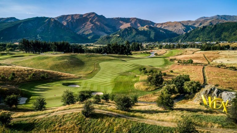 Top 5 Golf Courses in Queenstown