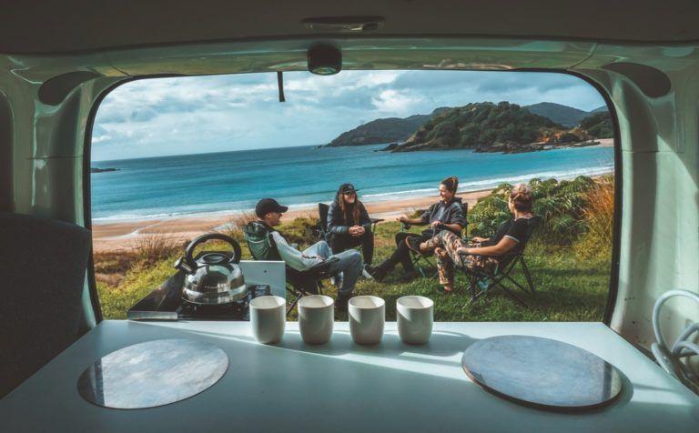 The Best Backpacker Campervan Rentals in New Zealand