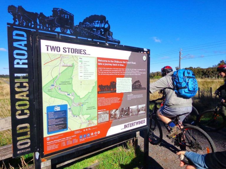 7 Must-Do Cycle Trails in Ohakune