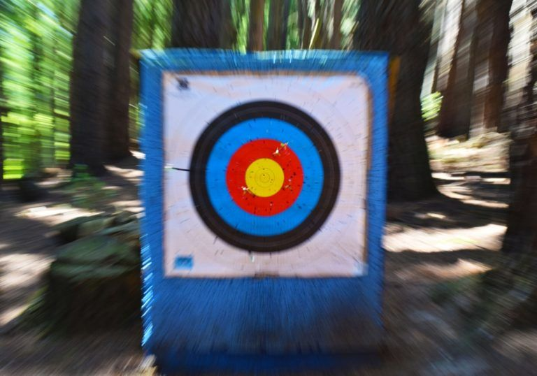 Archery in Methven - Day 209
