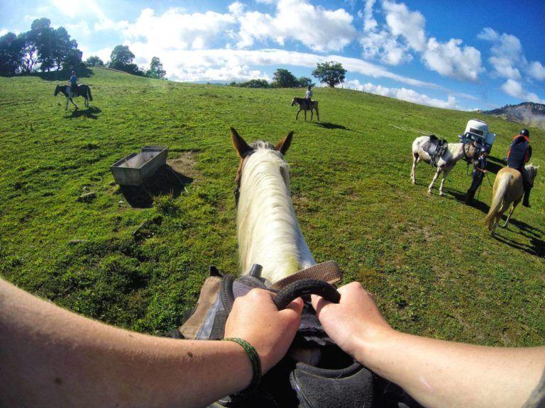 Horse Trek in River Valley - Day 255