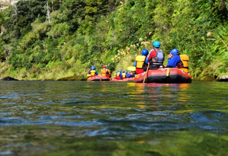 White Water Rafting with River Valley - Day 254