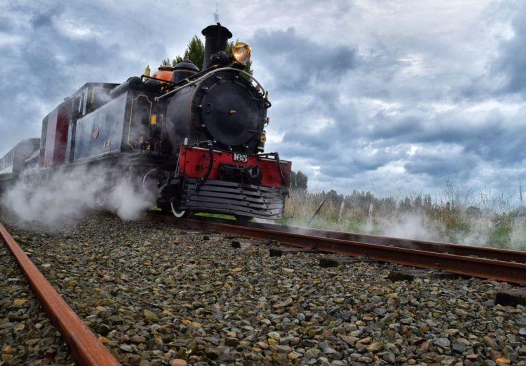 Seeing Gisborne by Steam Train - Day 278, Part 2
